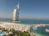 Hotel Burj Al Arab Dubaj
