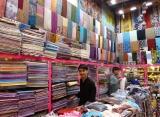 Obchod s pašmínami Dubaj