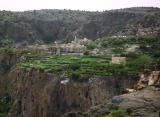Jeber Akhdar, Omán