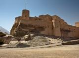 Pevnosť Nakhl, Omán