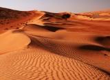 Púšť Wahiba sands, Omán