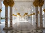 Veľká piatočná mešita - Abú Dhabí