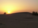 Púšť Dubaj
