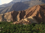 dedina Birkat al Mauz - Omán