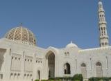 Velká mešita Muškat - Omán