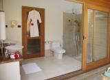 Meeru Island Resort - Kúpelna vodné vily s jacuzzi