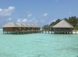 Vodné vily Meeru Island