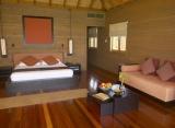 Meeru Island Resort - Vodná vila interiér