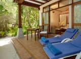 Olhuveli Beach resort - deluxe izba