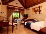 Olhuveli Beach resort - plážová vila