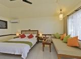 Paradise Island resort - Plážový bungalov
