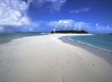 Paradise Island resort - Pláž