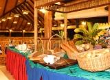 Paradise Island resort - Reštaurácia