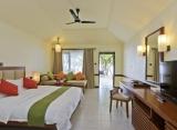Paradise Island resort - izba