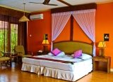 Ranveli Village Maledivy - izba