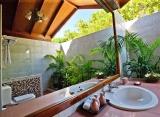Reethi beach rezort - Reethi vila - kúpelňa