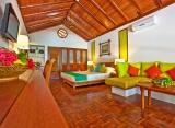 Reethi beach rezort - Izba v deluxe vile