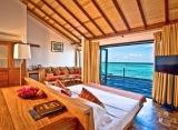 Reethi beach rezort - Izba vo vodnej vile