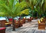 Reethi beach rezort - Hlavný bar