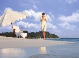 Pláž Royal Island Resort