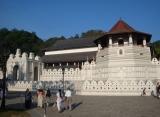 Chram v Kandy, Srí Lanka