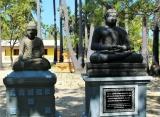 sochy Buddhu Nagedeepa
