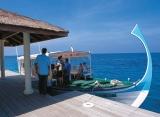 Sun Island resort - Loď dhóní