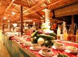 Hlavná reštaurácia Sun Island Resort