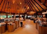 Sun Siyam Iru Fushi - hlavná reštaurácia Iru
