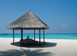 Sun Siyam Iru Fushi - pláž