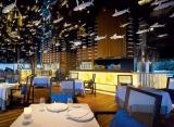 Velaa Private Island - reštaurácia Aragu