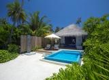 Plážová vila s bazénom - Velassaru