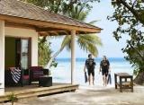Vilamendhoo Island resort - plážová vila