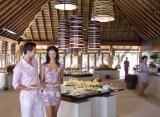 Vilamendhoo Island resort - reštauracia Ahima