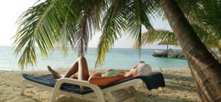 Pláž Adaaran Select Hudhuranfushi