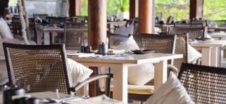 Anantara Dhigu - Fushi café