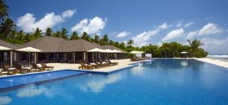 Atmosphere Kanifushi Maledivy - hlavný bazén