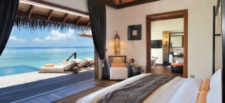 Ayada Maldives - vodná vila Ocean