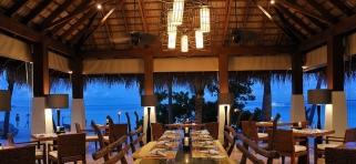 Ayada Maldives - reštaurácia Magu