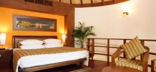 Izba v plážovej vile s jacuzzi