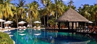 Bazén Bandos Island Resort