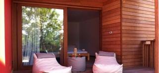 The Barefoot Eco hotel Maledivy - izba