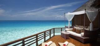 Baros Maldives - vodná vila