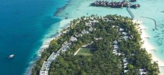 Conrad Rangali Maledivy - hlavný ostrov