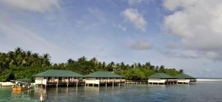 Vodné bungalovy