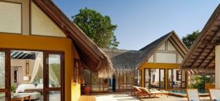 Four Seasons Landaa Giraavaru - dvouložnicový rodinný bungalov