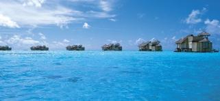 Gili Lankafushi - Crusoe rezidencia