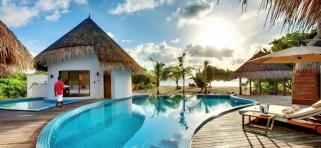 Hideaway Palace - Hideaway beach Maledivy