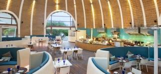 Holiday Inn Kandooma - reštaurácia