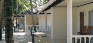 Plážové bungalovy
